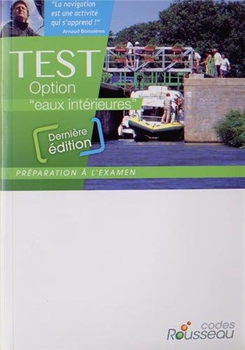 9782709512923: CODE ROUSSEAU TEST EAUX INTERIEURES 2014
