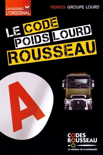 9782709513456: CODE ROUSSEAU POIDS LOURD 2015