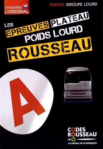 9782709513463: CODE ROUSSEAU ORAL POIDS LOURD 2015