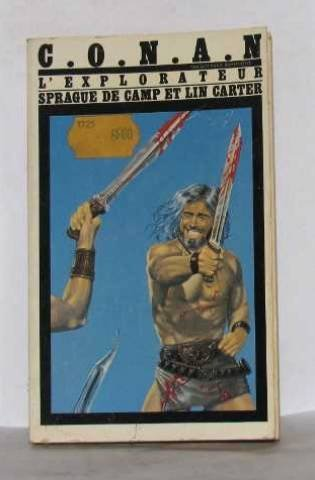 Conan l'explorateur: Sprague De Camp