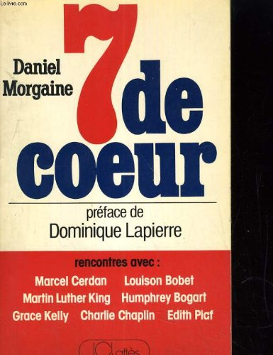 7 de coeur: DANIEL MORGAINE