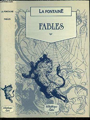 Fables de La Fontaine. Illustrées par Benjamin: Jean de LA