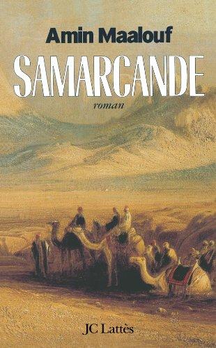 9782709606813: Samarcande