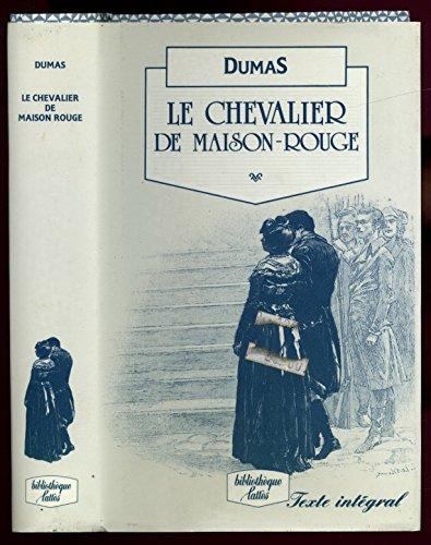 9782709607346: LE CHEVALIER DE MAISON-ROUGE