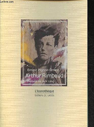 9782709610346: Arthur rimbaud : ses plus beaux poemes (Iconotheque 26)