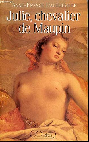 9782709615884: Julie, chevalier de Maupin (French Edition)