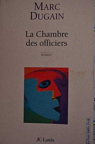 9782709619035: La chambre des officiers: Roman