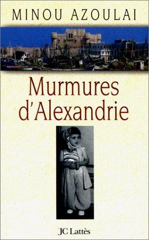 9782709622035: Murmures d'Alexandrie