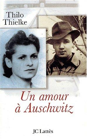 9782709622059: Un amour à Auschwitz