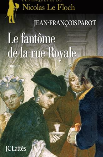 9782709622844: Le Fantôme de la rue Royale