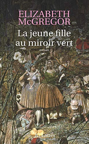 9782709625852: La jeune fille au miroir vert