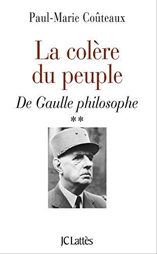9782709626835: De Gaulle : la colère du peuple