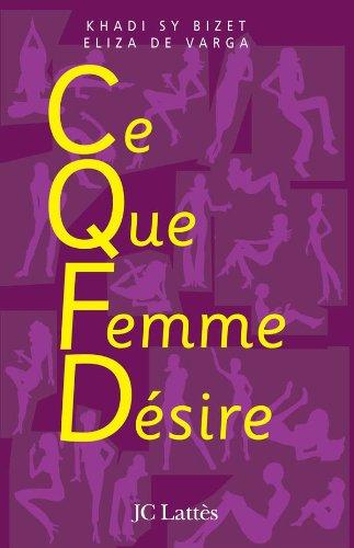 CQFD Ce que femme désire: Jean-Claude Lattà s