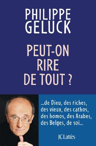 9782709636490: Peut-on Rire De Tout? (French Edition)