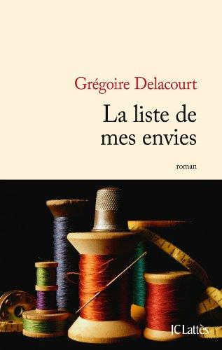 9782709638180: La liste de mes envies (Littérature française)