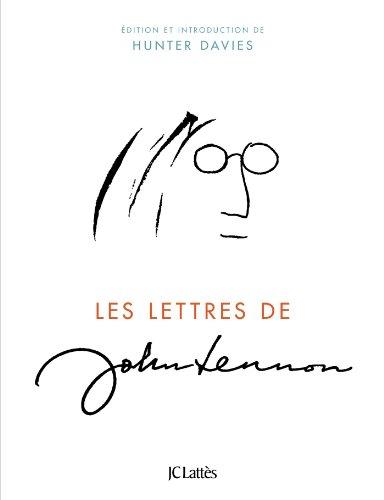 9782709639491: Les lettres de John Lennon