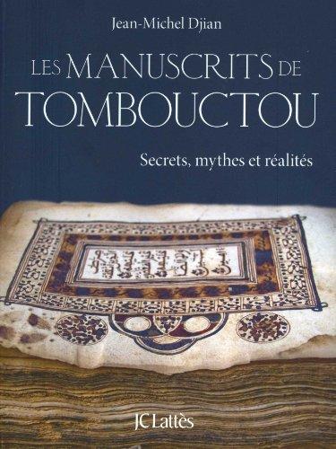 9782709639545: Les manuscrits de Tombouctou