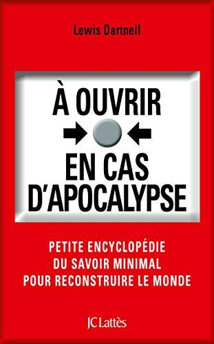 9782709646987: À ouvrir en cas d'apocalypse
