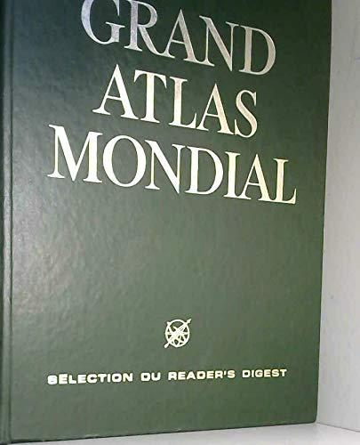 Grand atlas mondial -cuir-: n/a
