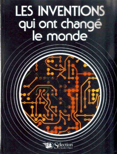 9782709801010: les Inventions qui ont changé le monde