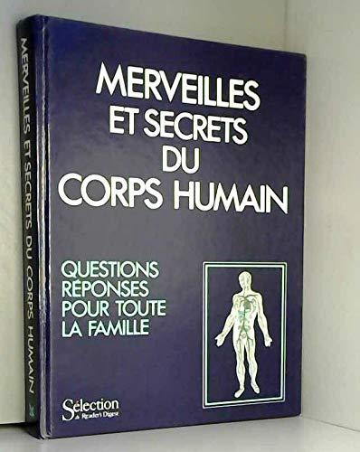 9782709801928: Merveilles et secrets du corps humain