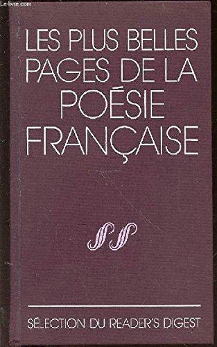 Les Plus belles Pages De la Poesie: Collectif