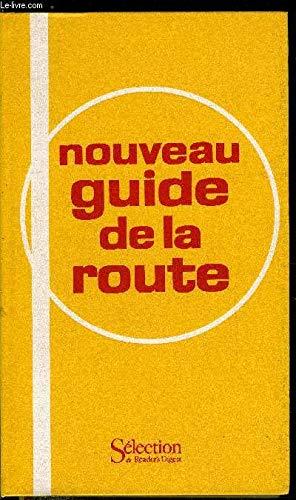 9782709802468: Nouveau guide de la route