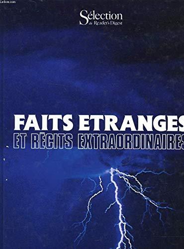 9782709802635: Faits étranges et récits extraordinaires