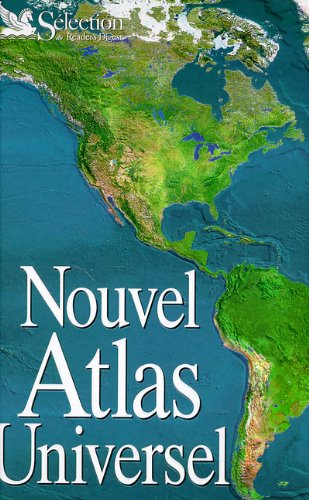 9782709810111: Nouvel atlas universel