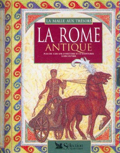 9782709810869: La Rome antique. La malle au trésor