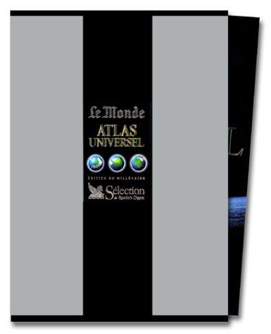 9782709812832: Atlas Universel
