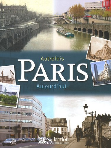 9782709812887: Autrefois Paris aujourd'hui