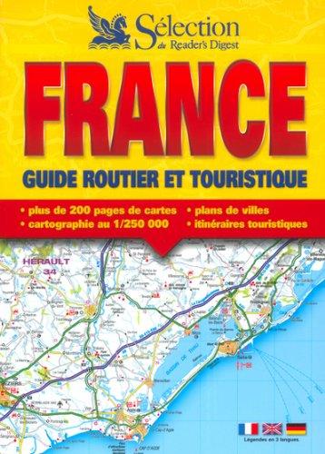 9782709814164: France : Guide routier et touristique