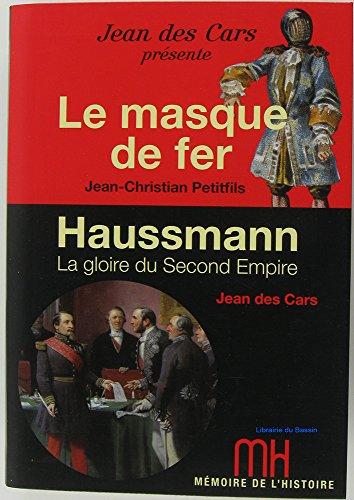 9782709824194: Le masque de fer - Haussmann, la gloire du Second Empire