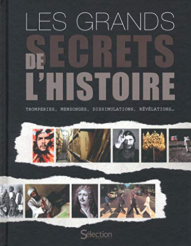 9782709826754: GRANDS SECRETS DE L'HISTOIRE