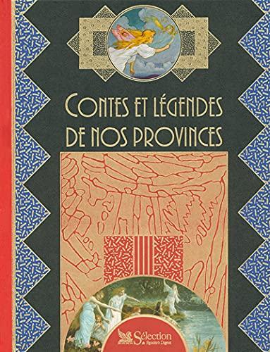 9782709848800: Contes et légendes de nos provinces
