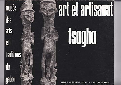 9782709903639: Art et artisanat tsogho (Travaux et documents de l'O.R.S.T.O.M. ; no 42) (French Edition)