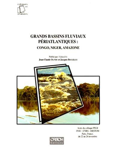 9782709912457: Grands bassins fluviaux periatlantiques (French Edition)