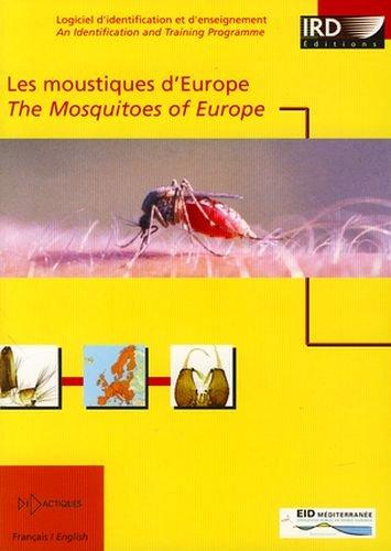 9782709914857: Les moustiques d'europe (Didactiques)
