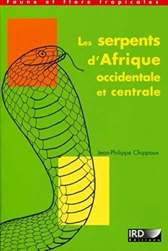 9782709915991: Les serpents d'Afrique occidentale et centrale (French Edition)