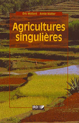 9782709916233: Agricultures singulières (French Edition)
