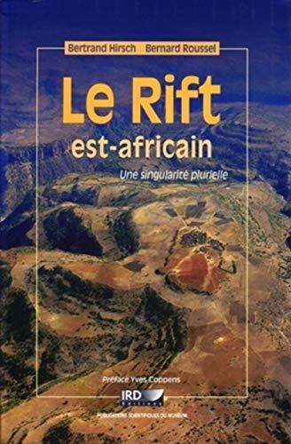9782709916639: Le Rift est-africain: Une singularité plurielle.