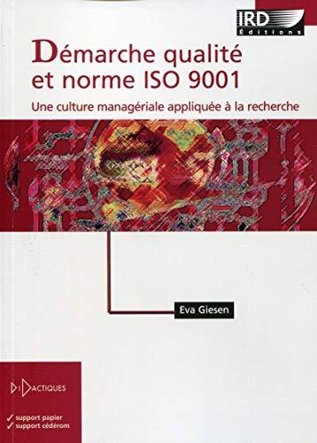 Démarche qualité et norme ISO 9001: Eva Giesen