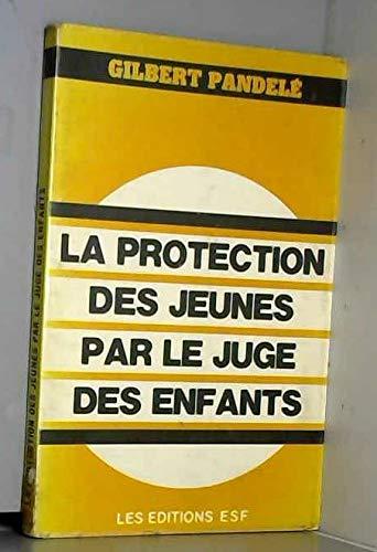 9782710101468: La protection des jeunes par le juge des enfants (French Edition)