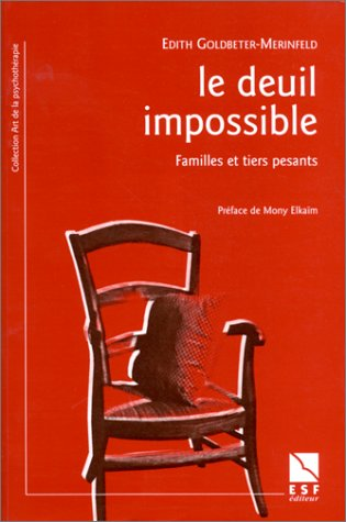 9782710113331: Le Deuil impossible