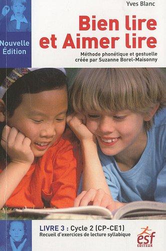 9782710122265: Bien lire aimer lire : Livre 3 (French Edition)