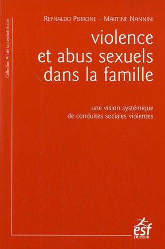 violences et abus sexuels dans la famille: Martine Nannini
