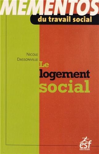 9782710125662: Le logement social