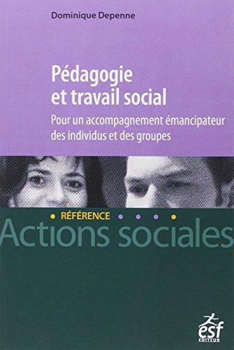 9782710130710: travail social et pédagogie