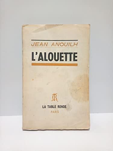 9782710300793: L'Alouette